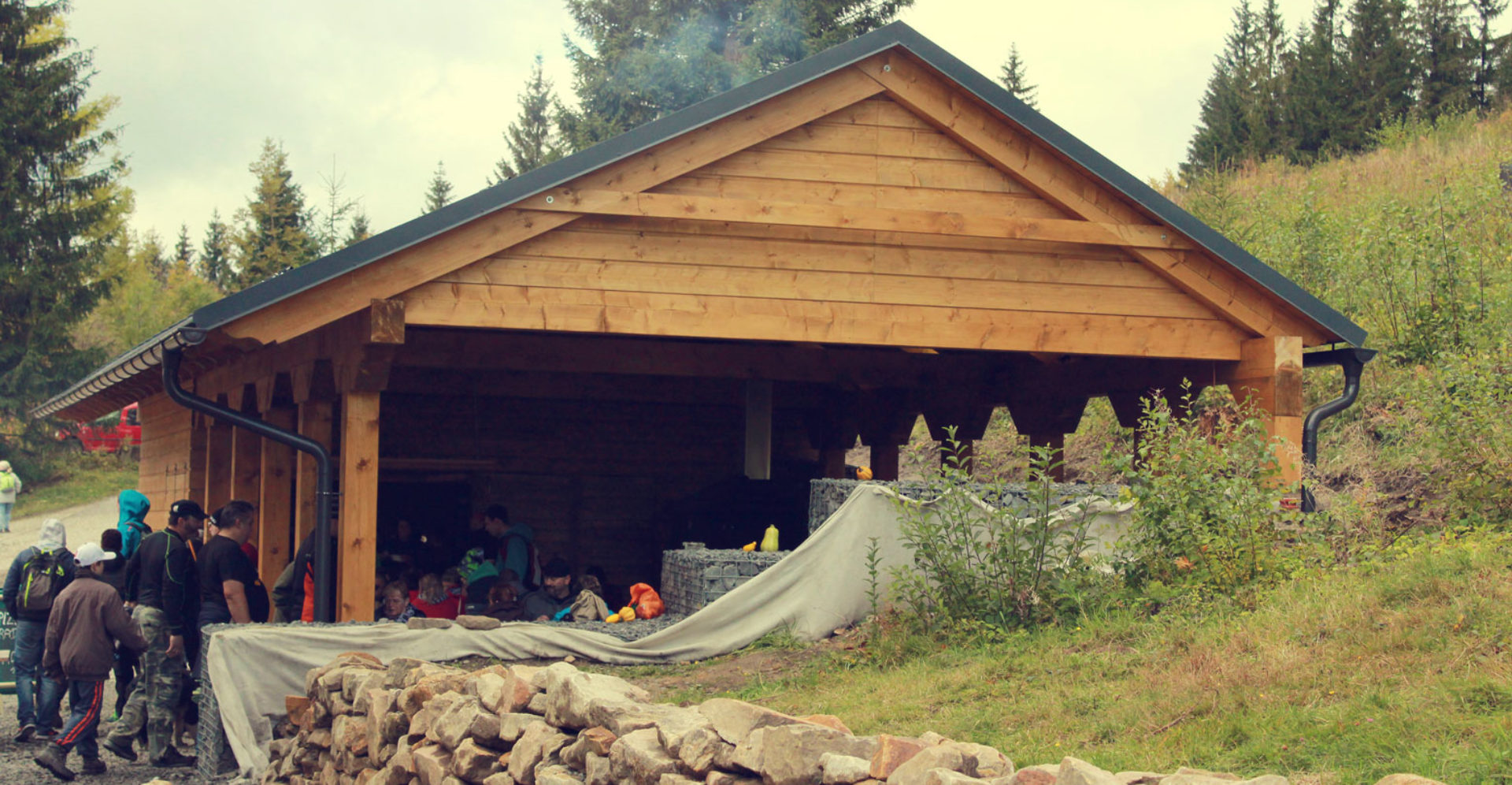 Horská chata Sulov